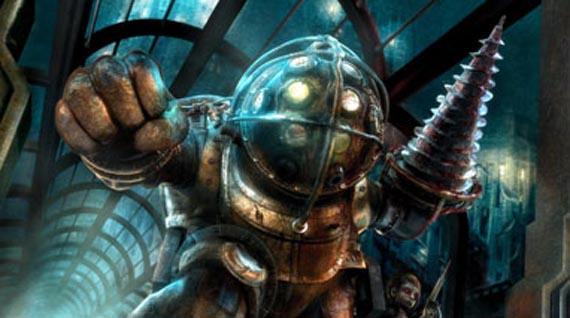 El primer trailer Gameplay de Bioshock 2 es increíble!