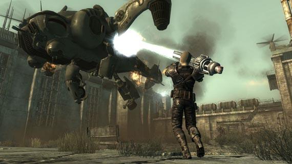 Entrevista con los creadores de Fallout 3 nos muestra gameplay del nuevo DLC [Video]