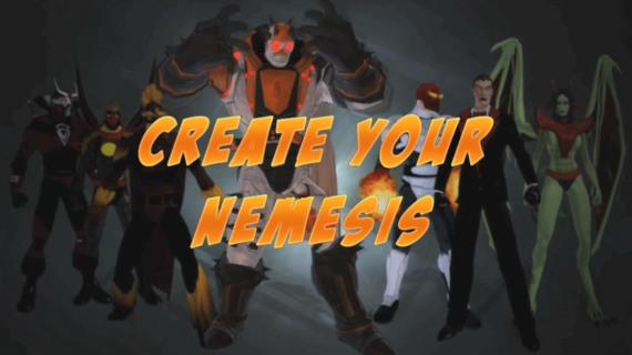 Crea a tu Nemesis en Champions Online