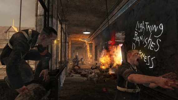 COD: World at War Map Pack 1 – Se viene gratis para el PC
