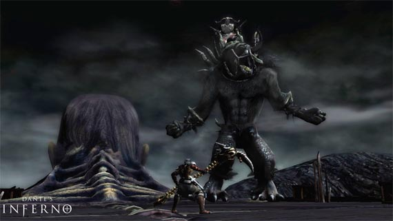 Nuevas screenshots de Dante's Inferno se ven... satánicas