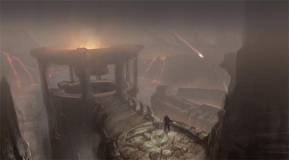 Váyanse al Infierno: Dante's Inferno mostrado y descrito en una entrevista [Videos]