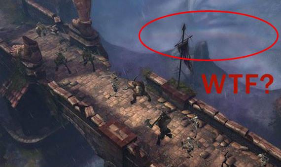 Tres tristes trailers gameplay de Diablo III [Colores Pasteles]