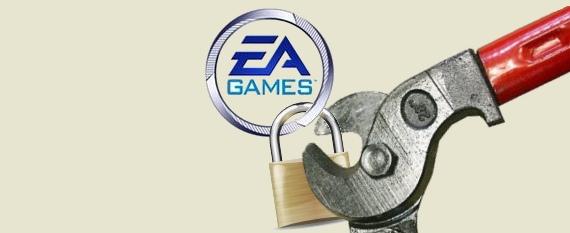 EA Games elimina el DRM de sus juegos