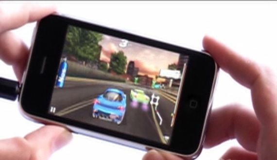 Fast & Furious 6 para el iPhone [Video]