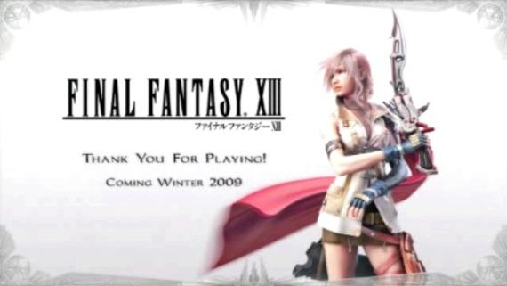 Ve los primeros minutos de Final Fantasy XIII [Ahora Ya!]