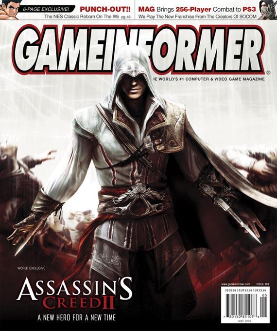 Conozcan a Ezio, el nuevo asesino de Assassin's Creed 2