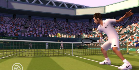 Primer video Gameplay de Grand Slam Tennis para Wii... y se ve buenísimo!