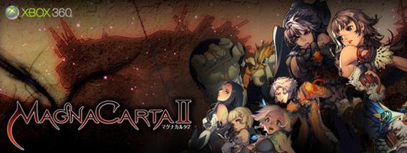 Solo para fanáticos de RPG: Magna Carta II para Xbox 360..