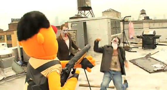 Se viene nueva película Muppets Resident Evil 5