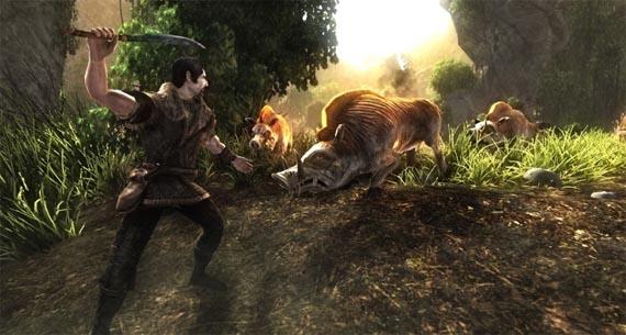 Risen: Juego RPG de fantasía en desarrollo [Trailer]