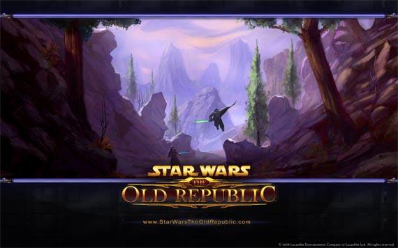 Nuevo trailer de Star Wars: The Old Republic nos muestra la historia detrás del juego [Videos]