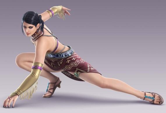 Imágenes Tekken 6 en Alta Calidad