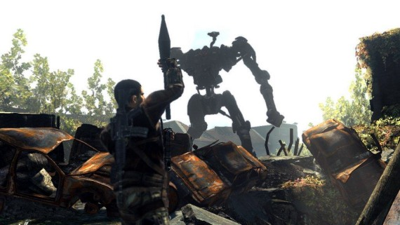 Gameplay Trailer de Terminator Salvation