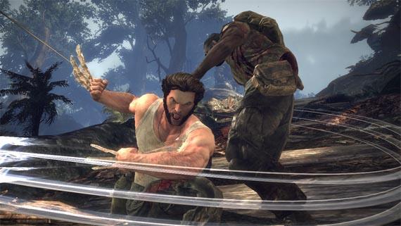 Nuevas screenshots de X-Men Origins: Wolverine ¿Garras de Hueso?