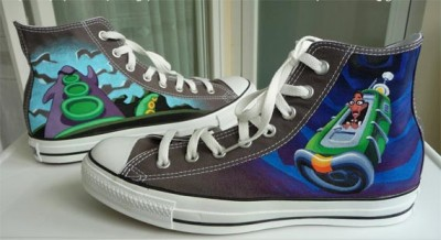 Más Zapatillas Pintadas, hoy con Day of the Tentacle [Fotos]