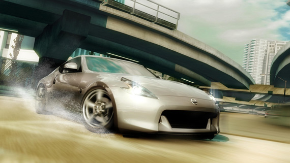 Nuevas Screenshots y Video de Need for Speed: Shift