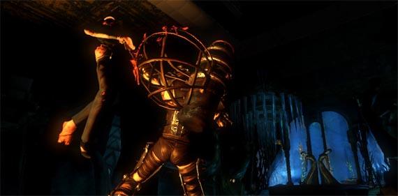 2K confirma la fecha de Bioshock 2 y las plataformas en las que será lanzado!