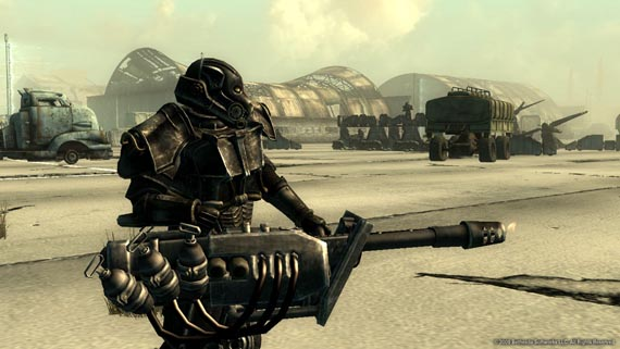 Broken Steel está todo... broken [Fallout 3]