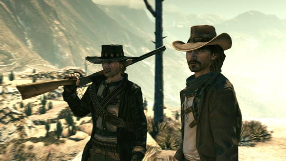 Tres minutos de Call of Juarez: Bound in Blood en video