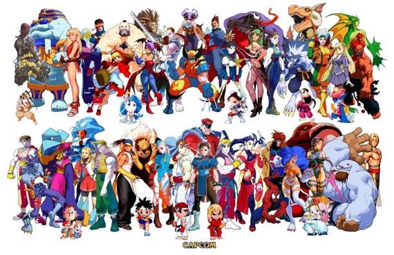 La lista de Capcom para la E3 2009