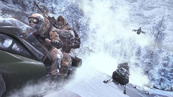Seguimos con Modern Warfare 2, tres nuevas screenshots