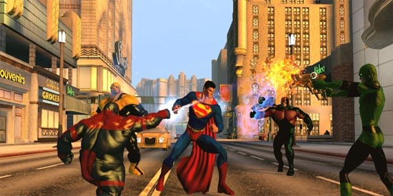 DC Universe Online: Dos trailers gameplay y una entrevista [Videos]