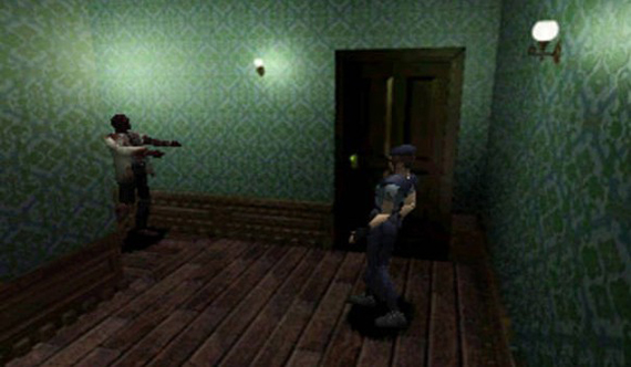 Se viene Resident Evil: Director's Cut para PSN
