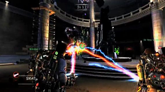 Preparense para la Locura multiplayer de Ghostbusters [Gameplay]