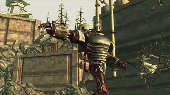 Trailer Fallout 3: Broken Steel – DLC