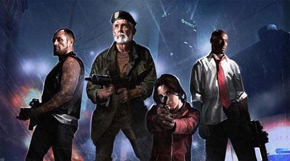 Varias buenas noticias de Left 4 Dead