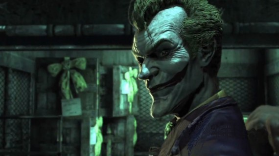 Juega como el Joker en Batman Arkaham Asylum [Solo Playstation 3 - Trailer]