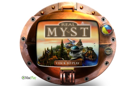 Myst para el iPhone - Touch