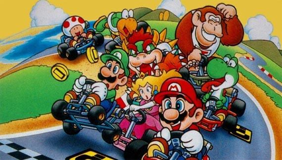 Como sería Mario Kart en la vida real [Videos]