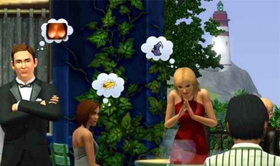 Los Sims 3 se presentan con nuevas fotos [Screenshots]