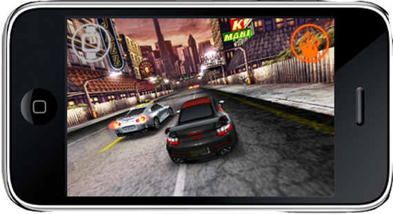 Hoy se Libera para Iphone: Need for Speed Undercover!!