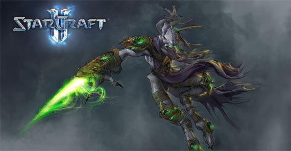 Blizzard abre inscripciones para un beta de Starcraft 2 [Al Ataque!]