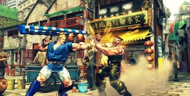 Requerimientos de Street Fighter IV para PC... al fin!