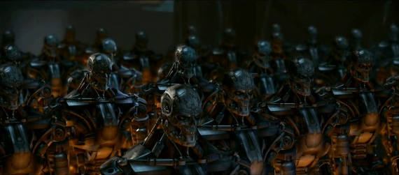 Terminator Salvation: Trailer de lanzamiento