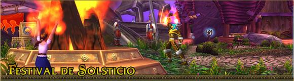 Llega el Festival del Solsticio de Verano a World of Warcraft