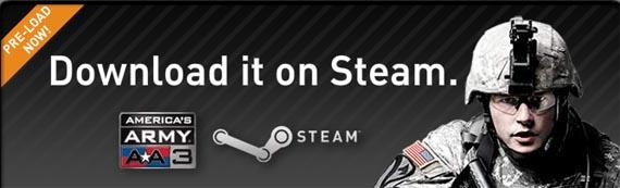 America's Army 3 listo para descarga gratuita en Steam