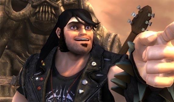 Uno de los mejores juegos presentados en la E3: Brutal Legend [Video E3]