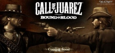 Ya llegan los hermanos McCall en, Call of Juarez: Bound in Blood [Trailers]