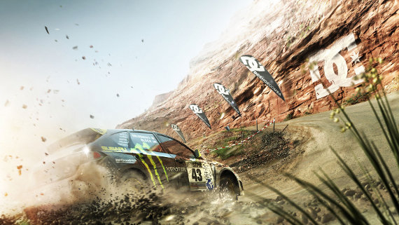 Dirt 2 también para Wii [video in-game]