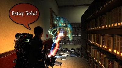 Malo malo! Ghostbusters para PC sin Multiplayer, X360 y PS3 si tendrán