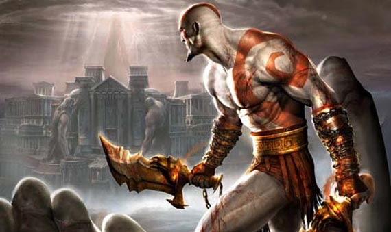 Los videos gameplay de God of War III [Pasar aquí]