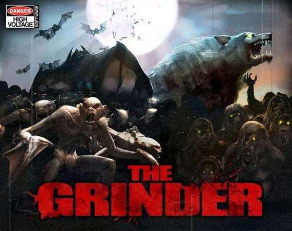 The Grinder; Entrevista en video a High Voltage [parte 1]