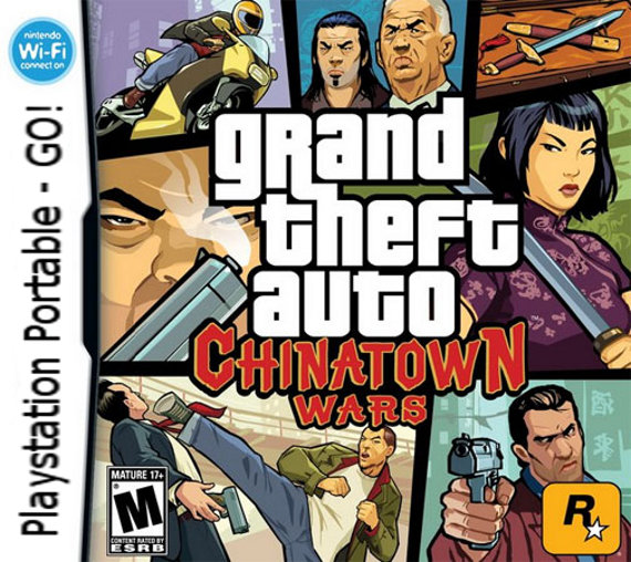 GTA Chinatown Wars llegará a PSP