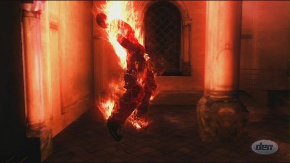 La venganza del Infierno caerá sobre la Xbox 360 [trailer]
