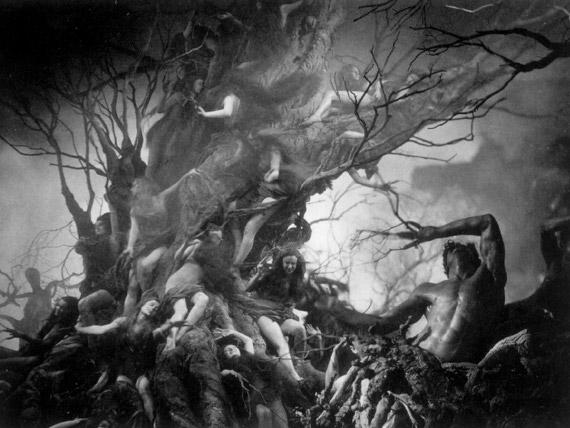 Otro vistazo al Infierno de Dante [Fotos+Video]